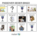 Passover Bingo