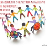 The Inclusion Busy Season – Jewish Disability Awareness Month